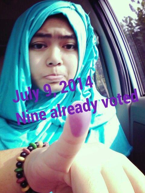 #me #Indonesia democracy party #Pilpres