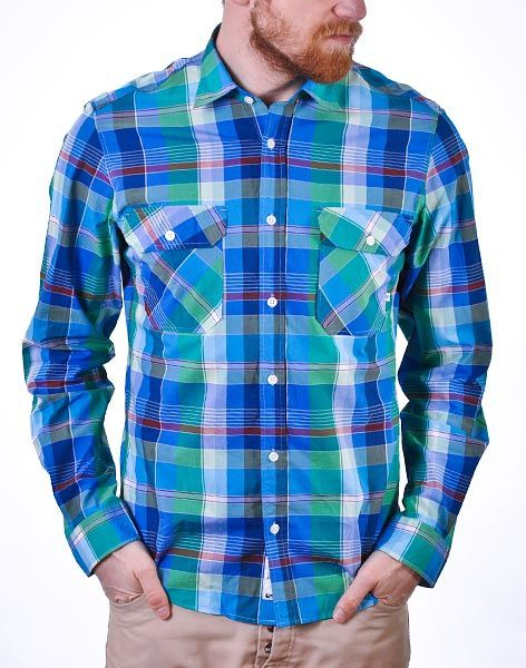 Košile - Loreak Mendian - L/S Beford