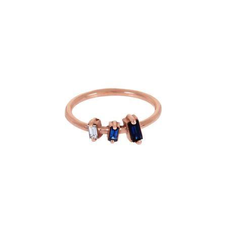 The Blue Hues Ring by Lucy Folk. www.lucyfolk.com