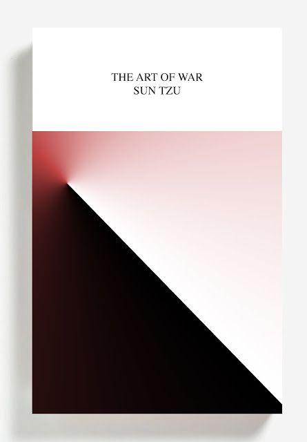 The Art of War, Sun Tzu. Design by Peter Mendelsund