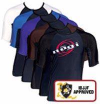 Nogi Velox Sublimated Rank Short Sleeve Rashguard