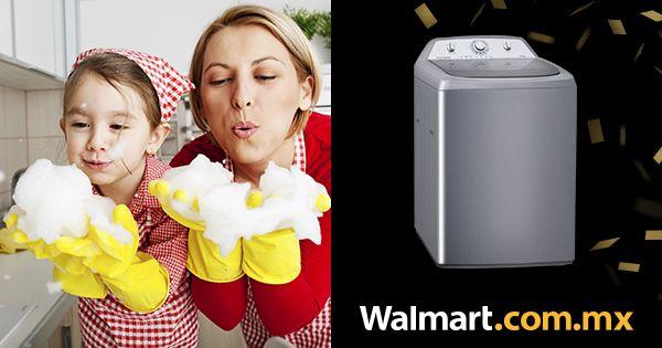 ¡Festejemos juntos! Tenemos los mejores artículos al mejor precio sólo para ti:  *Lavadora Frigidaire 17 Kg a sólo $4,990.  Walmart.com.mx, Hacemos Clic!