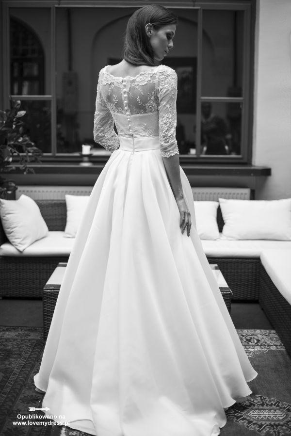 Suknie ślubne 2014: w stylu księżnej Catherine