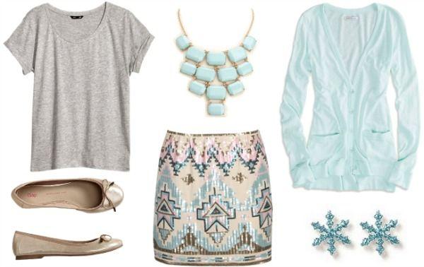Disney Frozen Elsa outfit