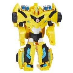 Hasbro Transformers Robots In Disguise 3Step Change Figure - Bumblebee (C0641)