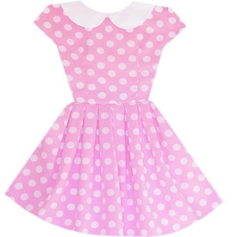 Cotton Candy Minnie Wendy Dress