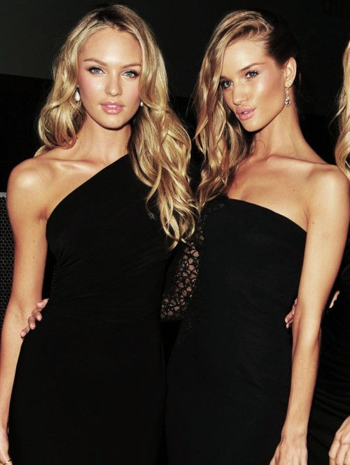 rosie huntington whiteley and candice swanepoel - Google Search
