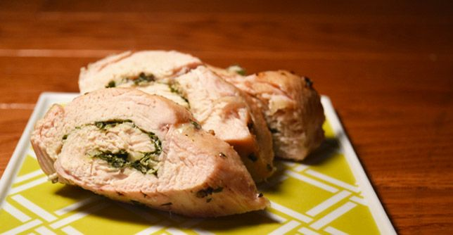 Hosting Thanksgiving can be a hassle. And wrestling a 20-pound turkey can make things extra stressful. Take this less-traditional route and choose a smaller piece of the bird— the breast— for a creative (and equally delicious) main-dish.