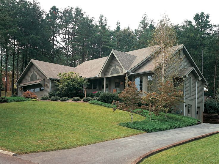 Crawfish Hollow Ranch Home House Plans Exterior Colors
