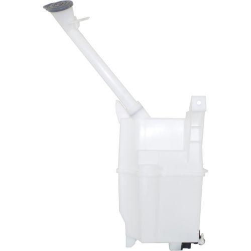 2014-2015 Nissan Rogue Windshield Washer Tank,W/Pump,Inlet & Cap,