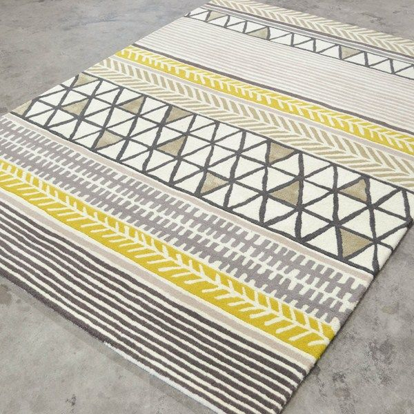 Mustard And Grey Rug Google Search Rugs Pinterest Rugaze