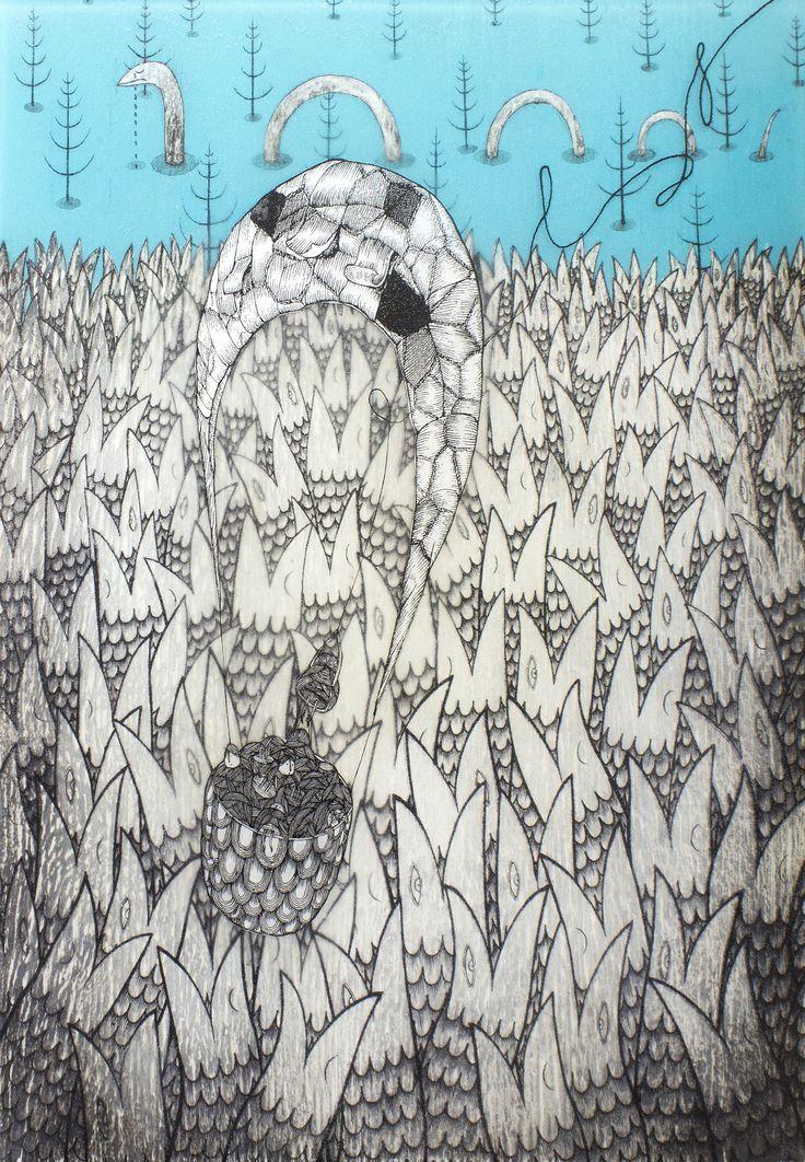 Quintin Weyer Illustration