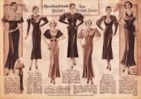 Image result for 1930sFashion