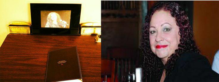 Familiares y amigos acuden a velatorio privado de Sonia Silvestre