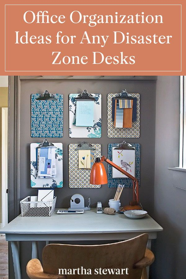 19 Office Organizing Ideas To Tidy Up Your Space In 2020 Organizing Your Home Office Organization Office Organization Tips