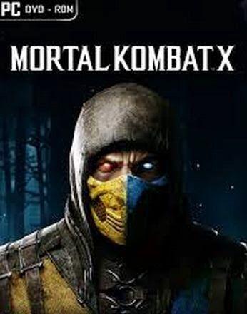 Download Mortal Kombat X Torrent Download Crack PC Games