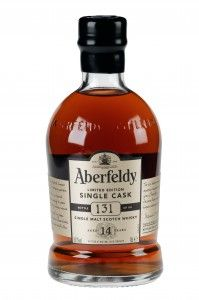 Whisky Advocate's Highland Single Malt of the Year: Aberfeldy 14 year old Single Cask