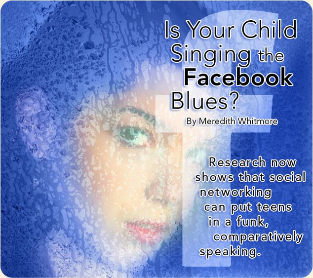 Facebook Blues: How can parents help children navigate Facebook's occasionally murky waters? The key is to pay attention and remain engaged. (You can also set guidelines for your child's online safety.)