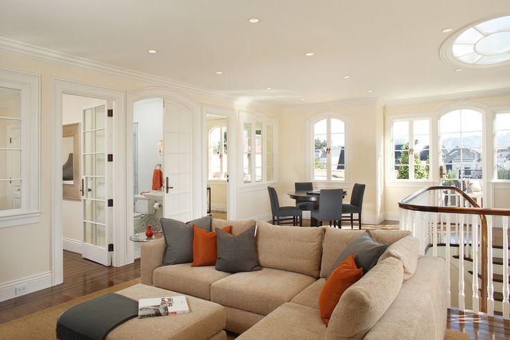 17 best ideas about burnt orange curtains on pinterest - Orange curtains living room ...
