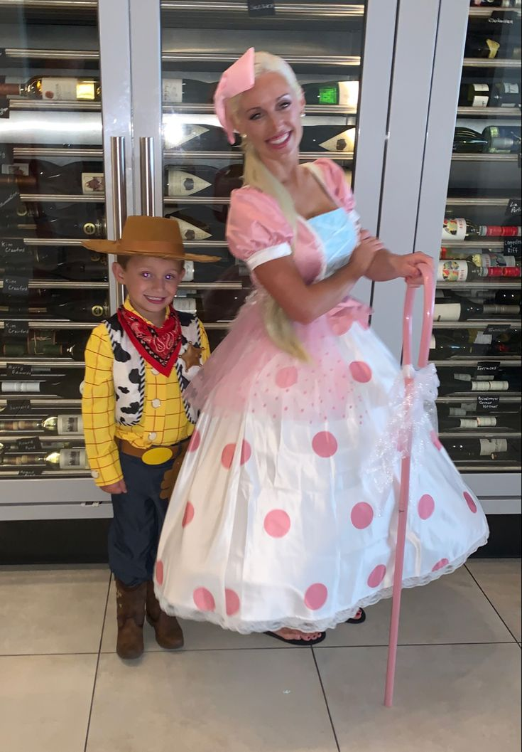 Toy Story Mother Son Matching Disney Halloween costumes