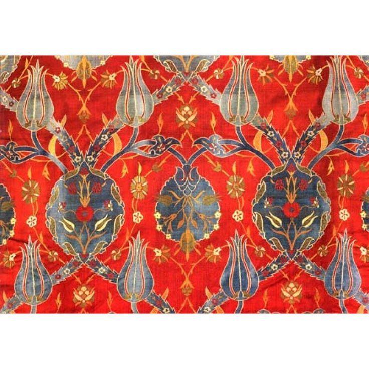 Ottoman Tulip Pattern