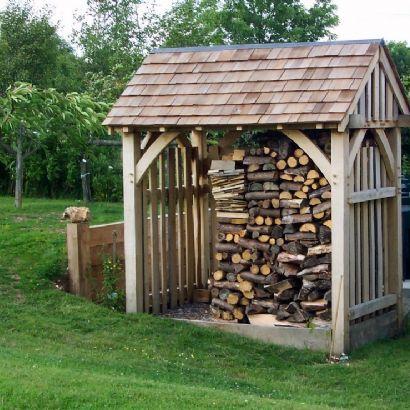 bespoke oak garden buildings, structures and rustic furniture | English oak…