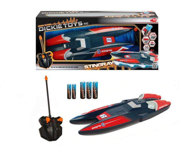Скоростной катер Скат на радиоуправлении Simba Dickie (Симба Дики)