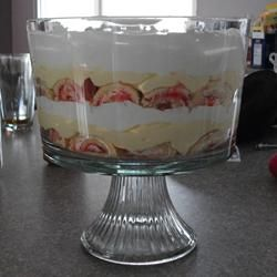 Trifles: Easy Valentine's Day Trifle