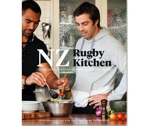 NZ Rugby Kitchen Book