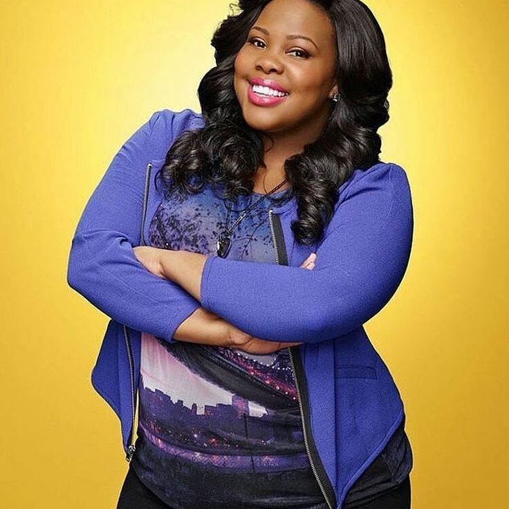 """@Regrann from @enews -  Can she live? Amber Riley has a message for all of her body shaming haters out there: """"My a is fat and the fellas love it and so do I."""" To hear the rest of her empowering statement click the link in our bio.  (:Tommy Garcia/FOX) #Regrann"""