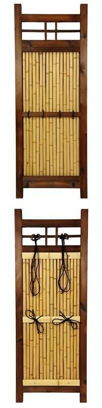 Other Garden Fencing 177033: Japanese Bamboo Kumo Fence In Natural Finish [Id 3294333] -> BUY IT NOW ONLY: $129 on eBay!