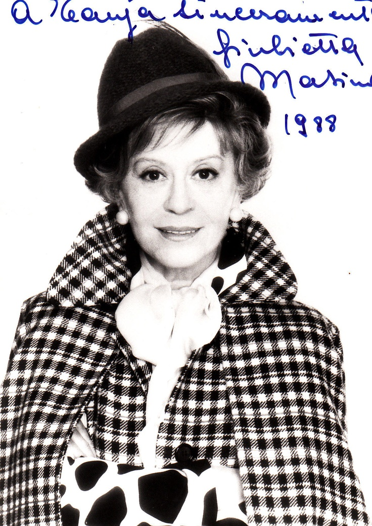 #GiuliettaMasina #actress #italian #neorealism #cinema #fellini