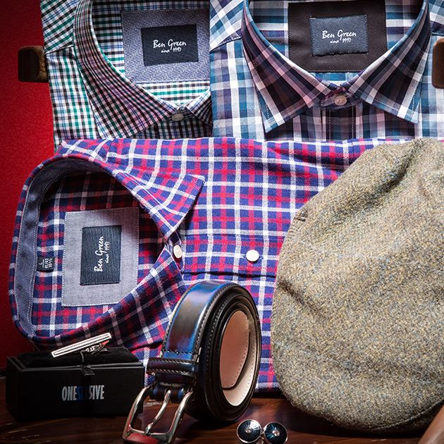 Give a gift of style with a trendy check shirt this Christmas. Shop now: https://www.slaters.co.uk/christmas-gifts-for-men/shirts-tshirts-gifts#q=&idx=live_en_products&p=0&hFR[categories.level0][0]=Christmas%20%2F%2F%2F%20Shirt%20%26%20T-shirt%20Gifts&nR[visibility_catalog][=][0]=1&is_v=1