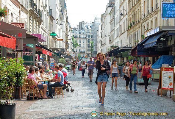 Rue Cler Paris Restaurants