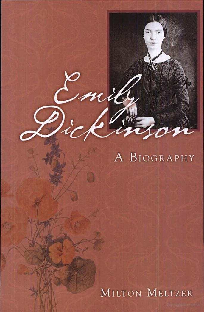 the secret world of emily dickinson How i write: the secret lives of authors  vivian r pollak, a historical guide to  emily dickinson (see also: the letters of emily dickinson.