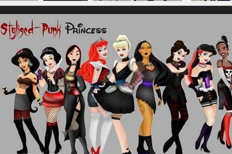 What punk princess are you?
