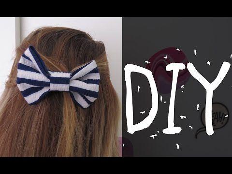 DIY   mašle - YouTube