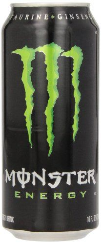 Monster Energy Drink, 16-Ounce Cans (Pack of « Blast Groceries