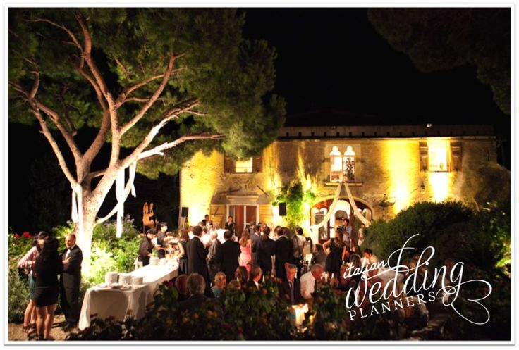 Portofino - Cosy wedding party Email our Portofino wedding planners for info: info@italianweddingplanners.com