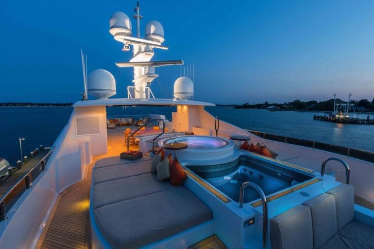 SKYFALL Superyacht for Sale for $37M
