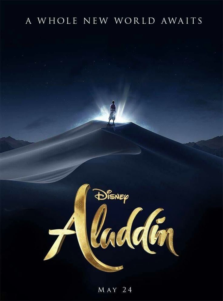 aladdin  2019  movie poster  aladdin  wholenewworld  disney fantastic movie posters  scifimovies
