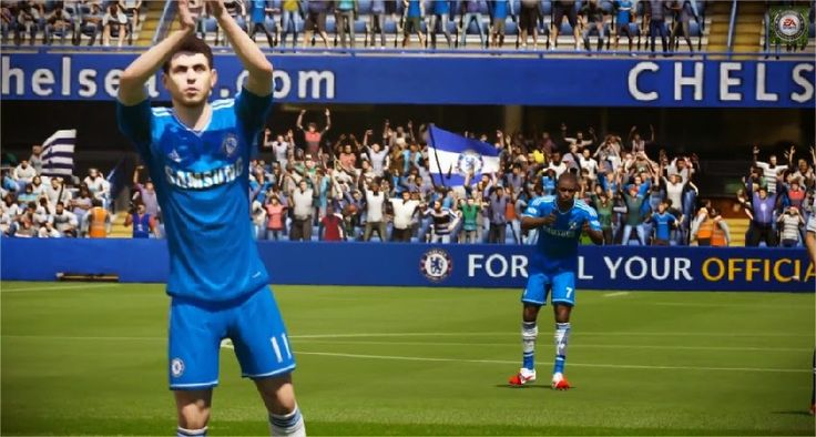 freelance80 free your space: FIFA 15 nuovo trailer con esultanze e reazioni dei...