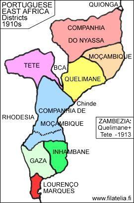 mapa de moçambique completo - Pesquisa do Google