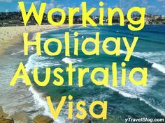 How to Work and Travel Australia on a Working Holiday Visa: http://www.ytravelblog.com/working-holiday-australia-visa-2/