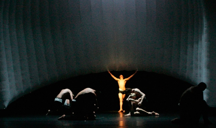 #sydney dance company #directors cut #graham murphy #inflate #inflatable stage set #vince frost #frost design