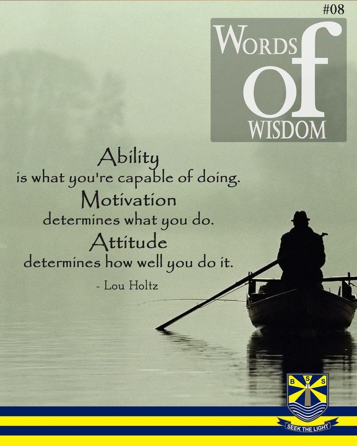 Words of wisdom! #Quotes #Beaconhouse #Pakistan   Words of ...