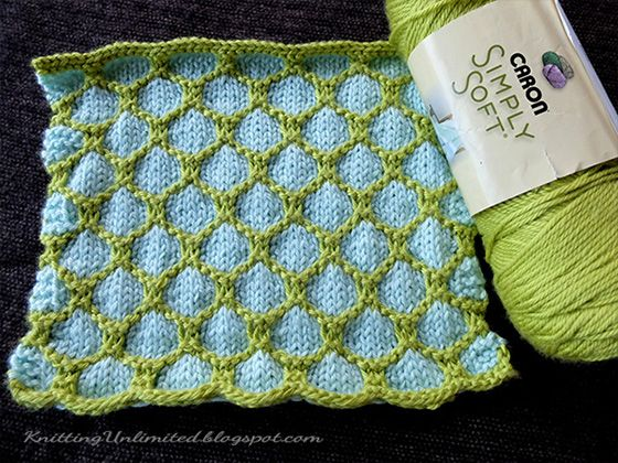 18 best images about Beautiful Knitting Stitches on Pinterest