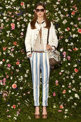 GucciWomen Fashion, Gucciresort2013007 Looooovvv, Frida Giannini, Collection Features, Features Floral, Resorts 2013, Gucci Resorts, Floral Fashion, 2013 Collection