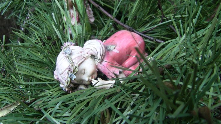 Shhh fairy sleeping.