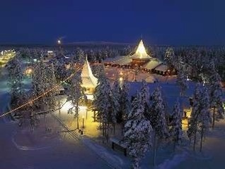 Lapland Day Trips & Lapland Santa Trips! What a great Christmas present!  Nordic Visitor is an expert travel company for these types of trip. Click here for details: http://www.squidoo.com/adventure-travel-shop
